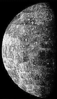 Anzahl Monde Merkur